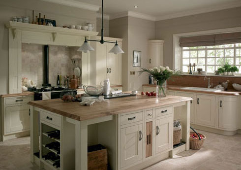 Painted & Inframe Kitchens Nottingham, Derby, Leicester